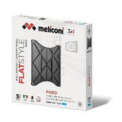 """SUPPORT MURAL FIXE MELICONI ES200 FLAT 26""""-40"""""""