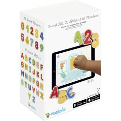 JEU EDUCATIF MARBOTIC SMART KIT LETTERS-NUMBERS