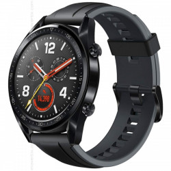 MONTRE CONNECTEE HUAWEI WATCH GT SPORT 46.5MM FTN-B19 GPS NOIR