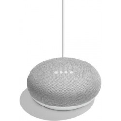 ENCEINTE INTELLIGENTE GOOGLE HOME MINI WHITE