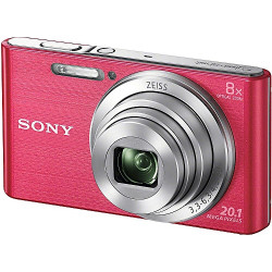 APP. PHOTO NUM COMPACT SONY DSCW830P.CE3 20.1MP ROSE