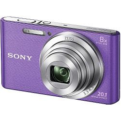 APP. PHOTO NUM COMPACT SONY DSCW830V.CE3 20.1MP VIOLET
