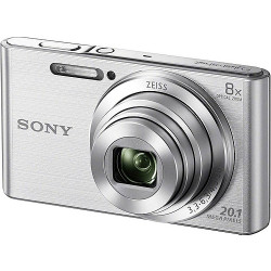 APP. PHOTO NUM COMPACT SONY DSCW830S.CE3 20.1MP SILVER
