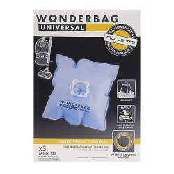 SAC ASPIRATEUR WONDERBAG WB403120 CLASSIC X3