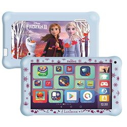 TABLETTE LEXIBOOK MFC149FRY MASTER BUNDLE REINE DES NEIGES (ETUI+ CAS