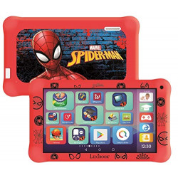 TABLETTE LEXIBOOK MFC149FRZ MASTER BUNDLE SPIDER-MAN (ETUI + CASQUE)