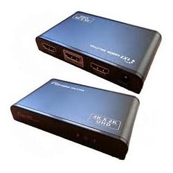 BOITIER DISTRIBUTION HDMI 2 SORTIES 4K