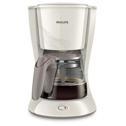 CAFETIERE PHILIPS HD7461/03 DAILY 1.2L 15TASSES BLANC
