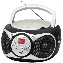 RADIO CD TREVI CD512 NOIR
