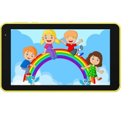 "TABLETTE TREVI 7"" S03 ENFANTS 16GB JAUNE"