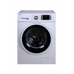 LAVE LINGE SECHANT FRONTAL 12/8KG OCEAN OMWD128146DCDFP BLANC