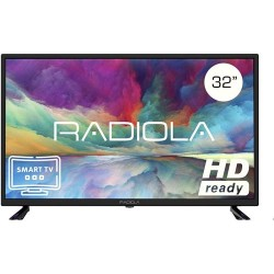 TV 32 RADIOLA RAD-LD32100K HD