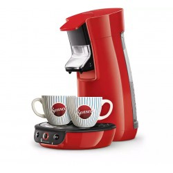 CAFETIERE PHILIPS SENSEO HD6563/87 ROUGE