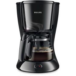CAFETIERE PHILIPS HD7432/20 DAILY 0.6L 7 TASSES NOIR