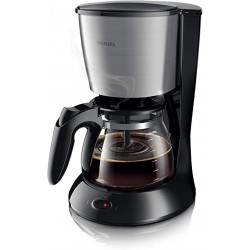 CAFETIERE PHILIPS HD7462/20 1.2L DAILY NOIR/METAL