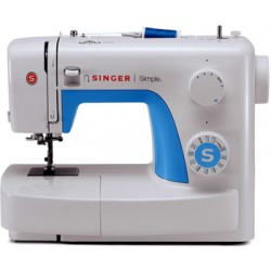 MACHINE A COUDRE SINGER SIMPLE 3221 85W 21 PTS