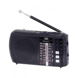 RADIO PORTABLE TREVI RA7F20BTBLACK FM/AM/BT/USB/MICRO SD NOIR