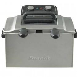 FRITEUSE BRANDT FRI2203E 1.2KG (2X0.6KG) INOX