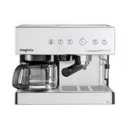 MACHINE A EXPRESSO MAGIMIX 11423 COMBINE 19 BARS INOX