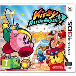 3DS - KIRBY BATTLE ROYALE VF