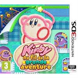 3DS - KIRBY AU FIL DE LA GRANDE AVENTURE AVENTURE VF