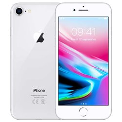 MOBILE IPHONE 8 256GB SILVER