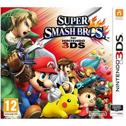 3DS - SUPER SMASH BROS VF