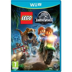 WII U - LEGO JURASSIC WORLD VF