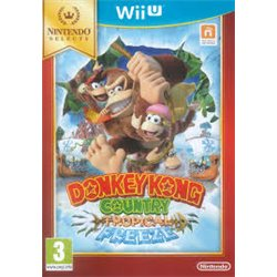 WII U - DONKEY KONG COUNTRY: TROPICAL FREEZE VF
