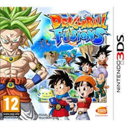 3DS - DRAGON BALL FUSION