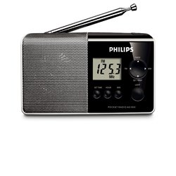 RADIO PORTABLE PHILIPS AE1850/00 FM/MW NOIR